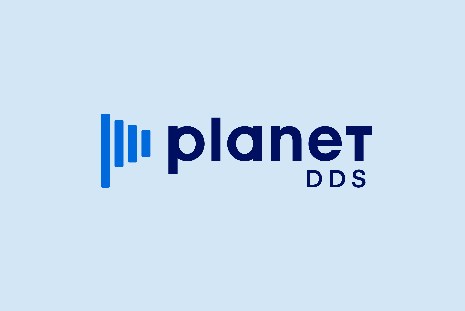 plannet dds logo with background